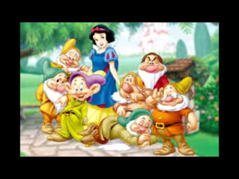 【童話読み聞かせ】 白雪姫と7人のこびと