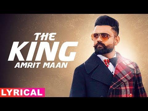 Download Lagu  The King al   Amrit Maan   Intense  Latest Punjabi Songs 2019   Speed Records Mp3 Free