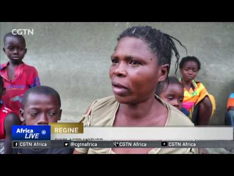 Displaced people recount the horrors of attacks in DR Congo's Kasai region