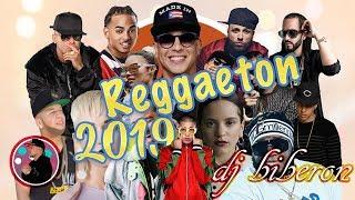 Reggaeton Mix (2019) - Lo Mas Pegado Sech, Daddy Yankee, Karol G, Nicky Jam, J Balvin Y M ...