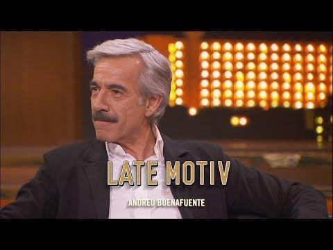 LATE MOTIV - Entrevista a Imanol Arias | #LateMotiv19