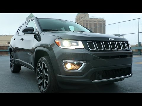 2017 Jeep® Compass | All-New Global Compact SUV