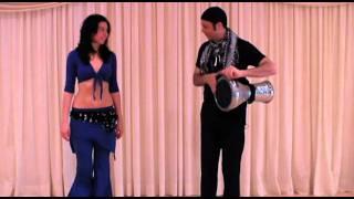 "Karim Nagi lesson sample: ""Rhythm & Drum Solo for Dancers"""