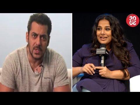 Salman To Launch New Talent Through His App   Vidya Hopeful About Newly Drafted CBFC Team