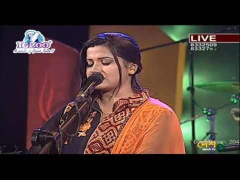 Mon Haralo by Nancy Live Song