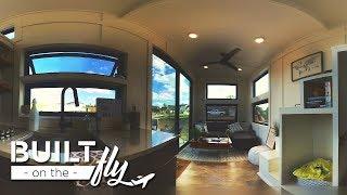 72 Hour Modern Tiny House — Built On The Fly ✈
