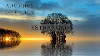 AQUARIUS: Estranged 5/20 - 6/19