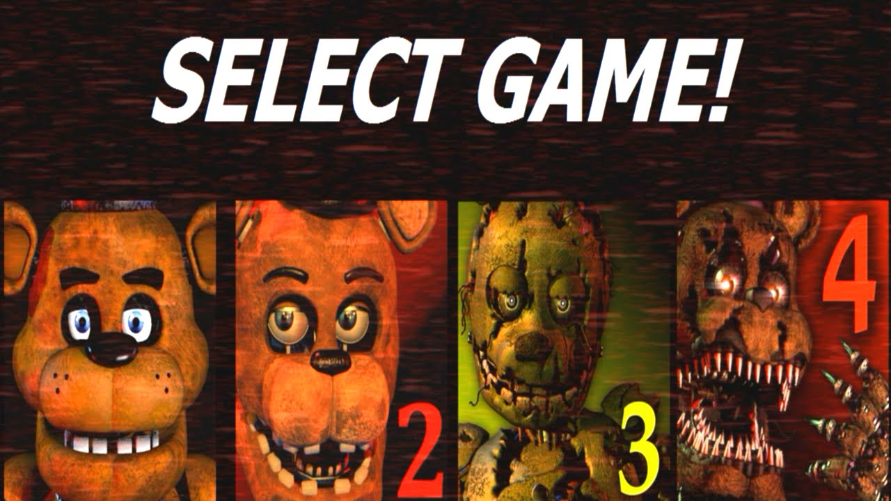 Game 🎮 Five Nights at Freddy's for Windows PC. Get Links ...