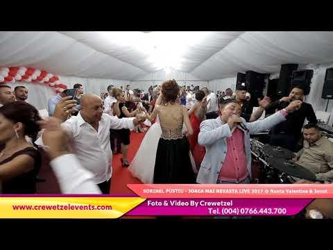 SORINEL PUSTIU - JOACA MAI NEVASTA LIVE 2017 @ Nunta Valentina & Ionut