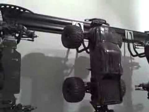 Rc Rail Style Wall Mount Must See Youtube