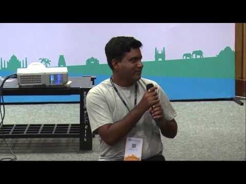 Image from Discussion on Building and Running Communities - PyCon India 2015