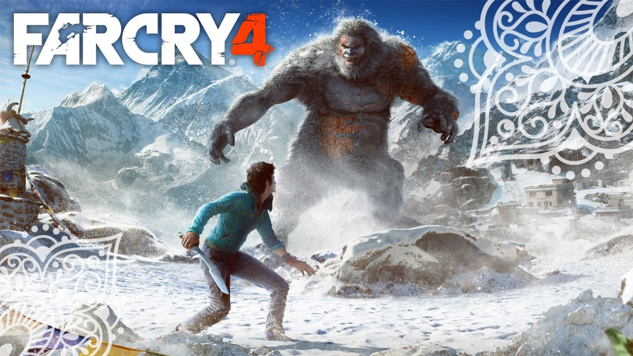 Valley Of The Yetis Gameplay Trailer Far Cry 4 Europe Youtube