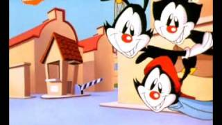 Animaniacs - Intro/Theme [Dutch] [HQ]