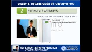 BD1 Leccion3 Determinacion de Requerimientos