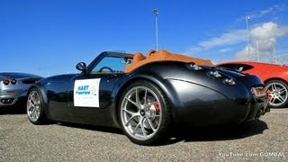Wiesmann Roadster MF4-S - Lovely sounds!!