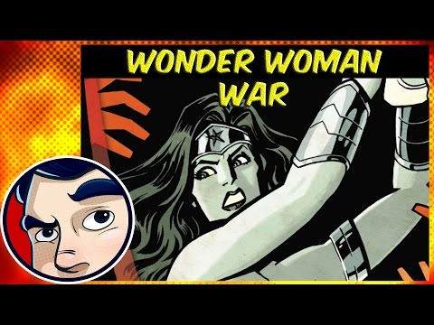 "Wonder Woman #6 ""War"" - Complete Story"
