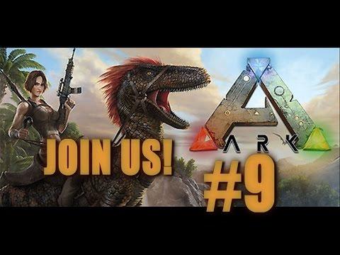 Ark: Survival Evolved - Episode 6 - Northeast Cave A Sad