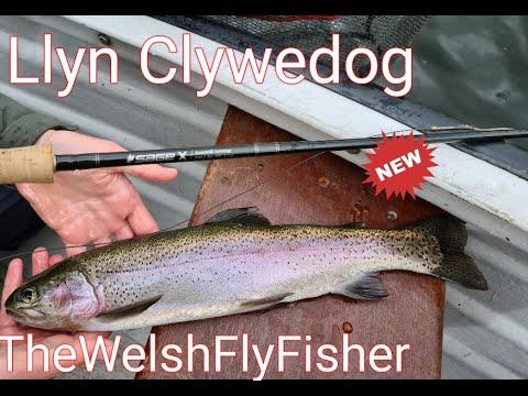 Fly Fishing Llyn Clywedog UK Stillwater