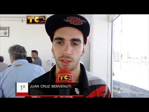 TC Pista   Agrelo y Benvenutti los ganadores de las series en Viedma 2018