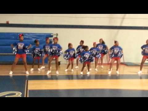 Kate Bell Cheerleaders