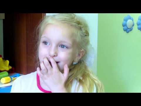 Заикание у детей. Катя 5 лет. До и после базового курса при заикании