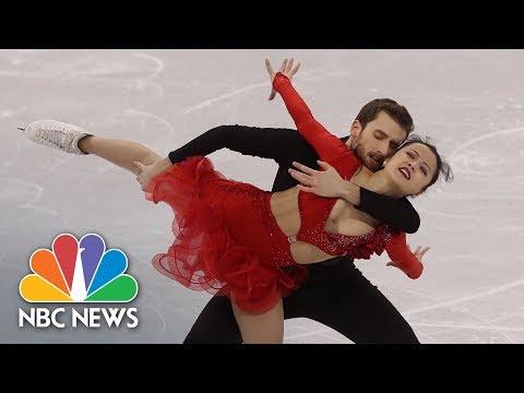 Meet The Americans Skating For South Korea | NBC News