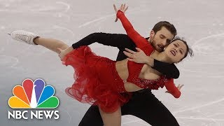 Meet The Americans Skating For South Korea | NBC News