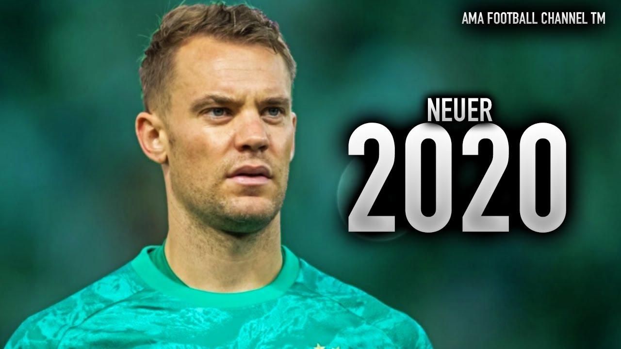 Manuel Neuer ● Bundesliga Champion! ● AMAZING Best Saves & Passes Show 2019/2020 So Far ● 4K