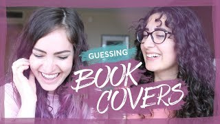 Guessing book plots from the cover design! | with Ariel Bissett