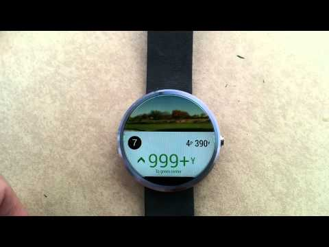 GolfShot Pro for Android Wear Review