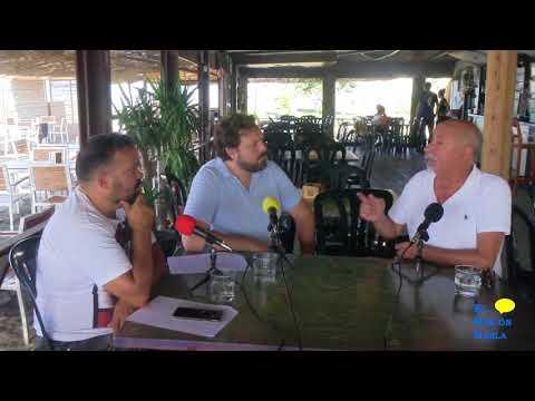 ¿Quién entrevista a quién? Jose María Gómez,  concejal de  Playas y Medio Ambiente (Pr1 - Bq 2)
