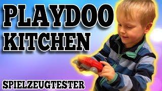 PlayDoh Kitchen für Kinder - Spielzeugtester Julian