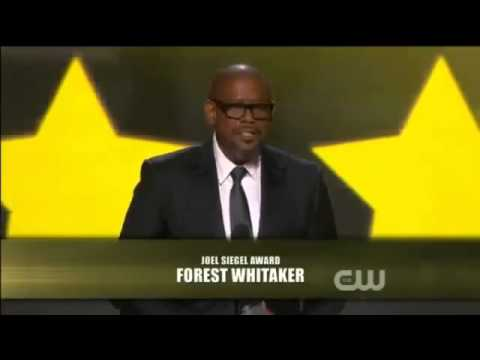 Forest Whitaker WINS Critics Choice Awards 2014   Forest Whitaker Acceptance Speech