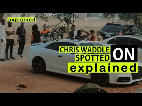 2018 NEW - Criss Waddle Spotted with Friends around Cars in Monte Carlo,Tema | Spotted On Explained