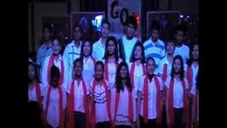 GTUC LOVE CONCERT - CHOIR - Isang Salmo