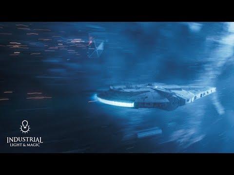 Behind the Magic - Solo: A Star Wars Story - Kessel Run
