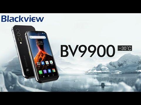 Blackview BV9900: самый крутой защищенный смартфон?