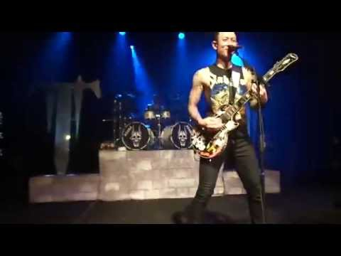 Silence in the Snow by Trivium Live @ 2016 US Fall Tour Sunshine Theater Albq NM