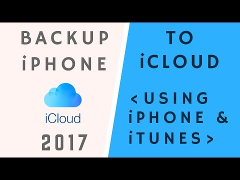 How To Backup Iphone To Icloud With All Important De