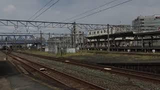 【再々投稿】EF210牽引 東京メトロ18000系 豊橋駅通過