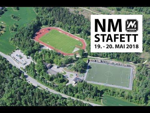 NM Stafetter 2018 - Søndag
