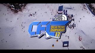 The North Face Chilean Freeride Championship 2017 – The Event