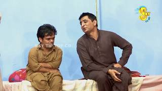 Zulfi and Vicky Kodu Stage Drama Nasha Sajna Da Full Comedy Clip 2018