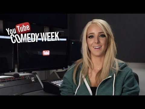 Welcome to YouTube Comedy Week