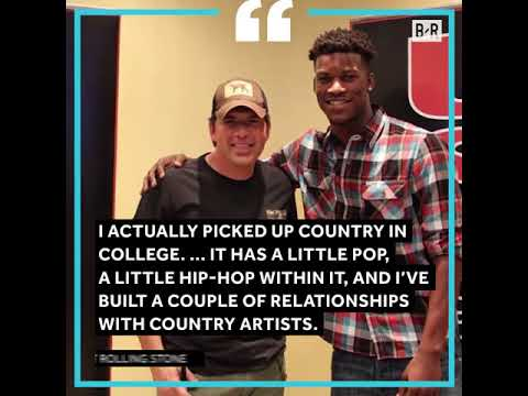 JIMMY BUTLER THE NBA'S BIGGEST COUNTRY MUSIC FAN
