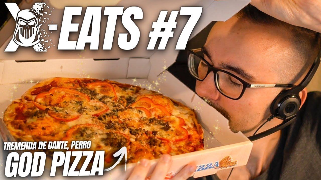 LA MEJOR PIZZA DE MADRID 🍕 | XOKAS EATS #7