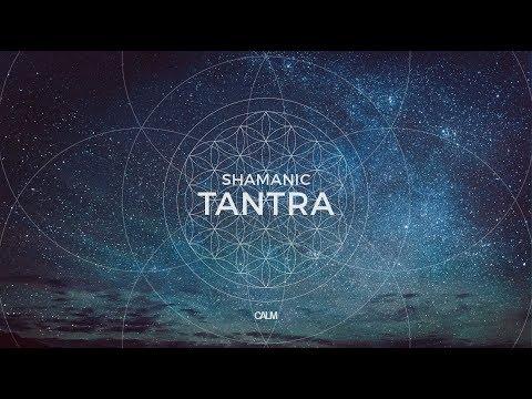 Slow Shamanic Tantra Music - Shamanic Drum & Kalimba Meditation DMT release | Calm thumbnail
