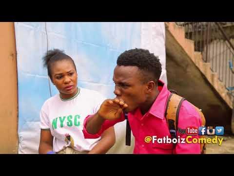 Mastering In English (Fatboiz Comedy) (Nigerian Comedy)