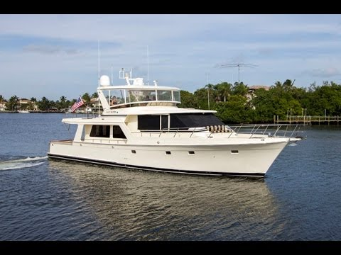 2013 Offshore 62' Raised Pilothouse Motor Yacht - Many Waters