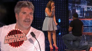 SHOCK Proposals During X Factor And Got Talent Auditions | X Factor Global